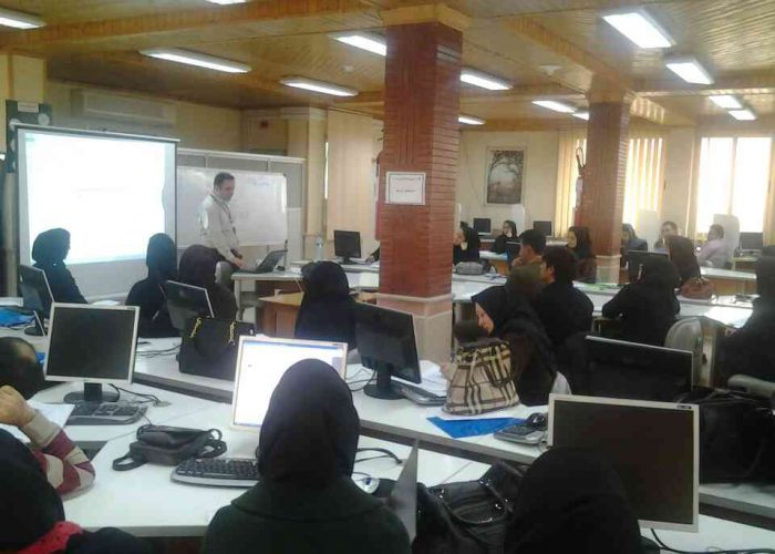 دوره آموزشی تضمین کیفیت نتایج آزمون در اداره کل استاندارد استان مازندران