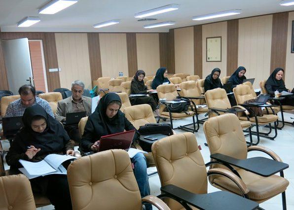 دوره تخمین عدمقطعیت اندازهگیری برای آزمونهای شیمیایی در پژوهشگاه استاندارد