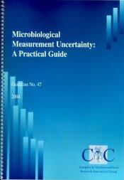 محاسبه عدم قطعیت در آزمون های کمی میکروبیولوژی مطابق راهنمای A2LA G108