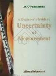 کتاب راهنمای عدم قطعیت اندازه گیری برای مبتدیان
