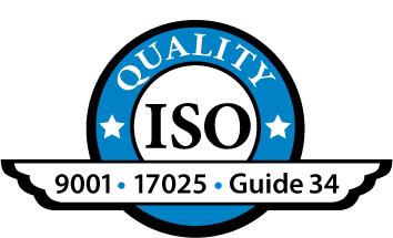 گواهینامه موارد مرجع مطابق با الزامات ISO Guide 31